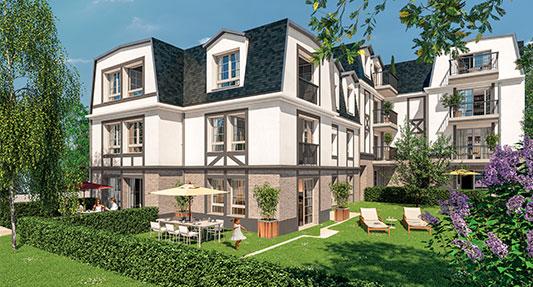 Garches (92) – 3 nouvelles résidences