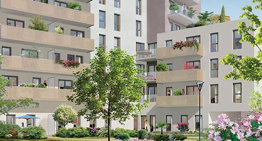 Noisy-le-Sec (93) – Nouveau programme neuf