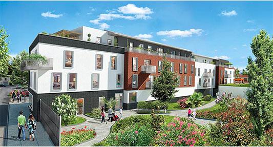 CROSNE (91) –  Appartements neufs en cœur de ville !