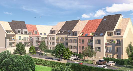 Brou-sur-Chantereine (77) – Appartement neuf dans résidence idéalement située