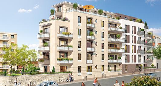 VANVES (92) –  Derniers appartements 4 pièces neufs