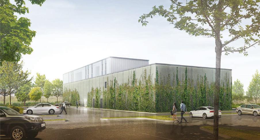 VILLENOY (77) Nouveau siège social  – KILIC Bâtiment