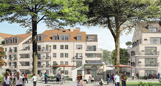BROU-SUR-CHANTEREINE (77) – Nouvelle résidence